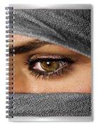 Eye Spiral Notebook