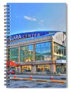 First Niagara Center Spiral Notebook