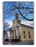 First Parish Church Beverly Ma Spiral Notebook