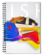 Fish Spiral Notebook