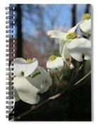 Flowering Dogwood Spiral Notebook