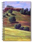 Flowering Meadow Spiral Notebook