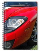 Ford Gt Spiral Notebook
