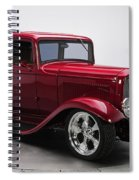 Ford Spiral Notebook