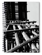 Form And Function 6 Spiral Notebook