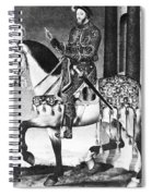 Francis I (1494-1547) Spiral Notebook