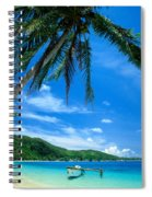 French Polynesia, Huahine Spiral Notebook