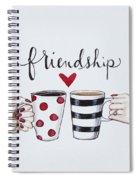 Friendship Spiral Notebook