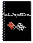 Fuel Injection Spiral Notebook