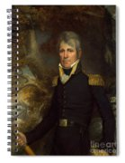 General Andrew Jackson Spiral Notebook