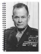 General Lewis Chesty Puller Spiral Notebook