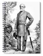 General Robert E. Lee Spiral Notebook