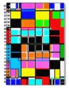 Geometrics Spiral Notebook