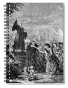 George Whitefield Spiral Notebook