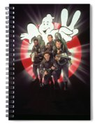 Ghostbusters II 1989  Spiral Notebook