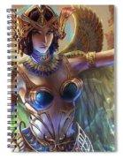 Gods Spiral Notebook