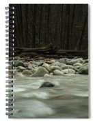 Granite And Water, Lynn Creek Spiral Notebook