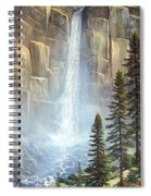 Great Falls Spiral Notebook