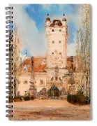Greillenstein Castle Spiral Notebook