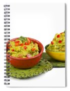 Guacamole. Spiral Notebook