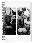 Hammershoi Spiral Notebook