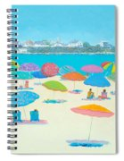 Hampton Beach And Boars Head Spiral Notebook