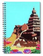 Happy Journey Spiral Notebook