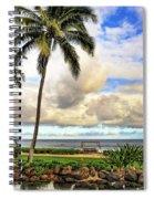 Hawaii Pardise Spiral Notebook