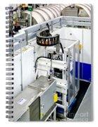 Hfir, Imagine Diffractometer Spiral Notebook