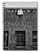 Historic Rickwood Field Spiral Notebook