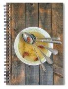 Hot Soup Spiral Notebook
