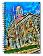 Howard County Courthouse Spiral Notebook