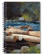 Hudson River Spiral Notebook