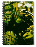 Hulk Spiral Notebook