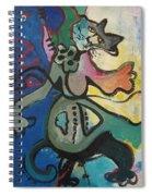 I Spiral Notebook