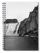 Idaho: Shoshone Falls Spiral Notebook