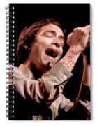 Incubis Brandon Boyd  Spiral Notebook