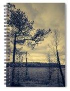 Infradawn Spiral Notebook