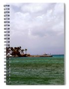 Island Harbor Spiral Notebook