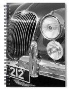 Jaguar Xk Series Spiral Notebook