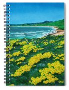 Jalama Beach Spiral Notebook