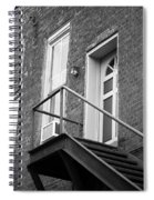 Jonesborough Tennessee - Upstairs Neighbors Spiral Notebook