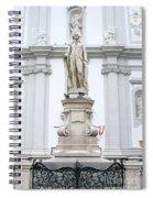 Josef Haydn Spiral Notebook