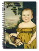 Joshua Lamb Spiral Notebook
