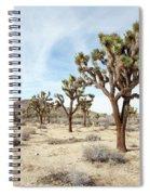 Joshua Tree National Park, California Spiral Notebook