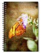 Julia Butterfly  Spiral Notebook