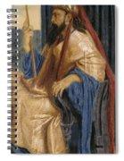 King Solomon Spiral Notebook