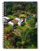 Kingwood Center Gardens Spiral Notebook