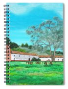 La Purisima Mission Spiral Notebook