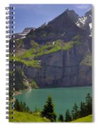Lake Spiral Notebook